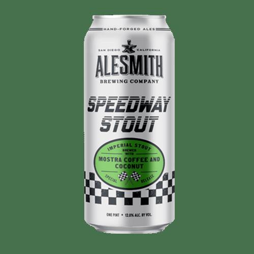 Alesmith Speedway Stout Mostar Coffee & Coconut