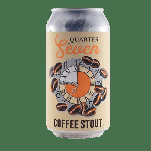 Seven Mile Quarter to 7 Coffee Stout