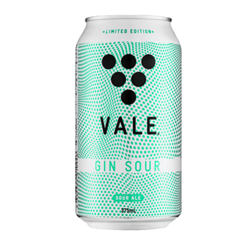 Vale Gin Sour Ale 375ml Can