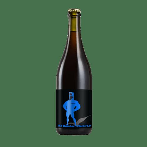 Bridge Road B2 Bomber Mach 11.0 Belgian Black Double IPA 750ml Bottle