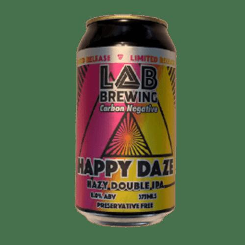 Little Alchemist Happy Daze Hazy Double IPA 375ml Can