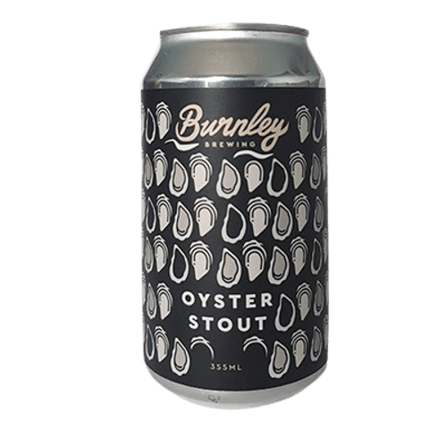 Burnley Oyster Stout 355ml Can