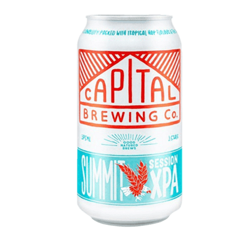 Capital Summit Session Ale 375ml Can