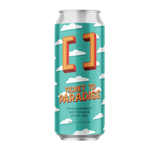 Working Title Ticket to Paradise NEIPA 500ml Can