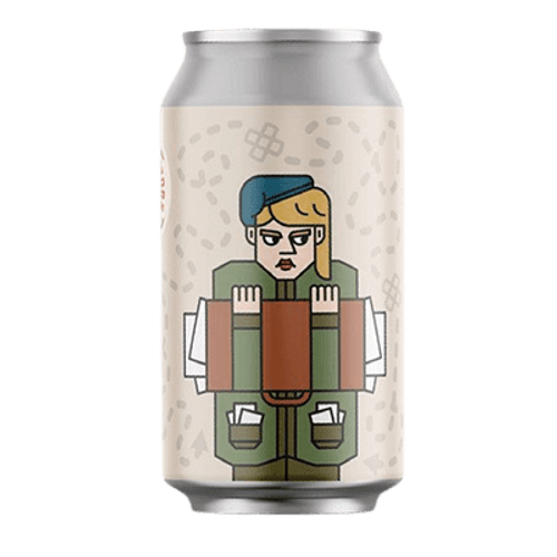 CoConspirators The Whistleblower Oatmeal Stout 355ml Cans