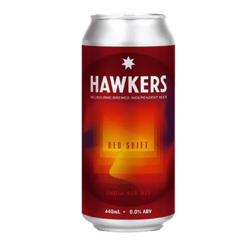 Hawkers Red Shift Red IPA