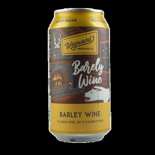 Wayward Barley Wine 375ml Can
