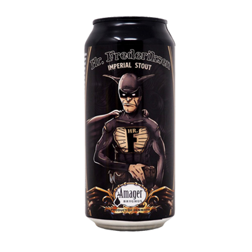 Amager Hr. Frederiksen Imperial Stout 440ml Can
