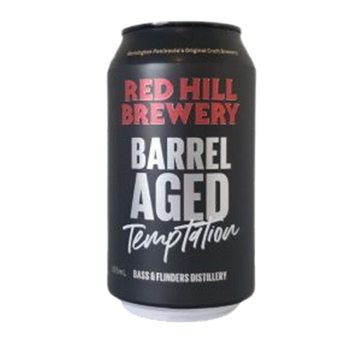 Red Hill Barrel Aged Temptation Belgian Strong Ale 355ml Can