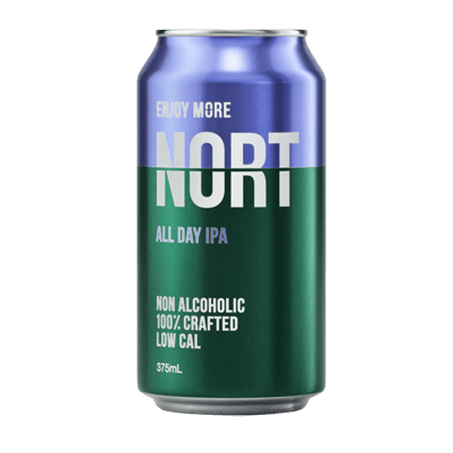 Nort All Day IPA 375ml Can