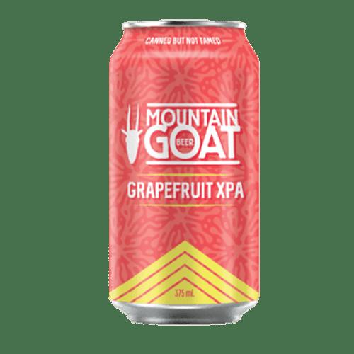 Mountain Goat Grapefruit XPA 375ml Can