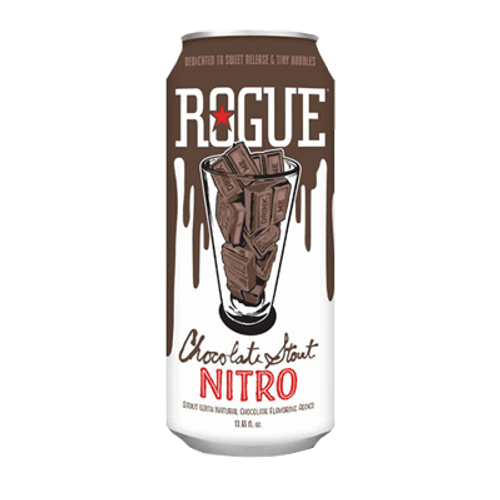 Rogue Ales Chocolate Stout Nitro 470ml Can