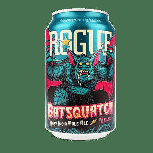 Rogue Batsquatch West Coast Hazy IPA 355ml Can