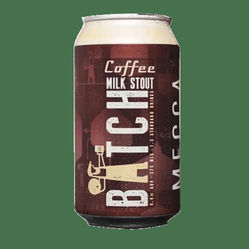 Batch Coffee Milk Stout 375ml Can