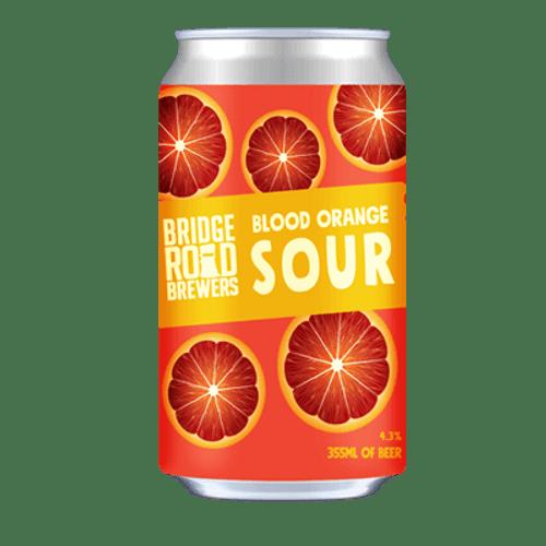 Bridge Road Blood Orange Sour 355ml Can