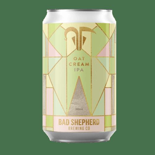 Bad Shepherd Oat Cream IPA 355ml