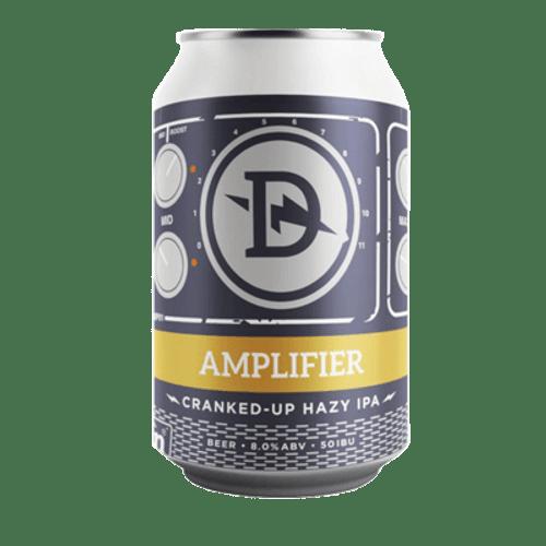 Dainton Amplifier Hazy IPA 355ml Can