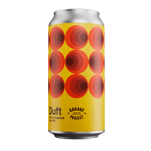 Garage Project Duft German Inspired Hazy IPA 440ml Can