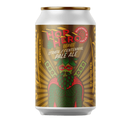 Slipstream Hop Hero Pale Ale Strata, Centennial American Pale Ale 375ml Can