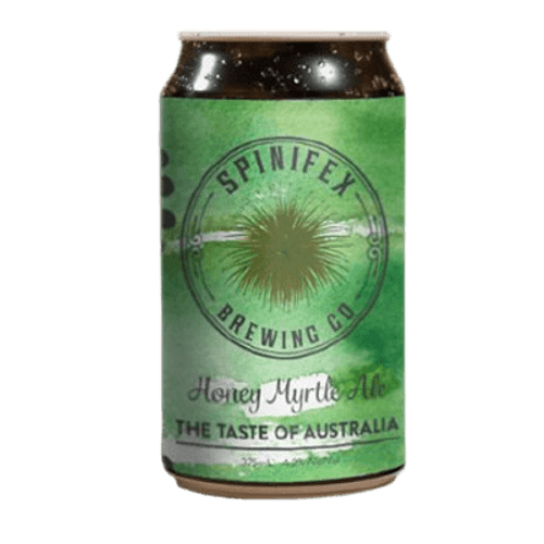 Spinifex Brewing Honey Myrtle Ale Australian Sparkling Ale 375ml Can
