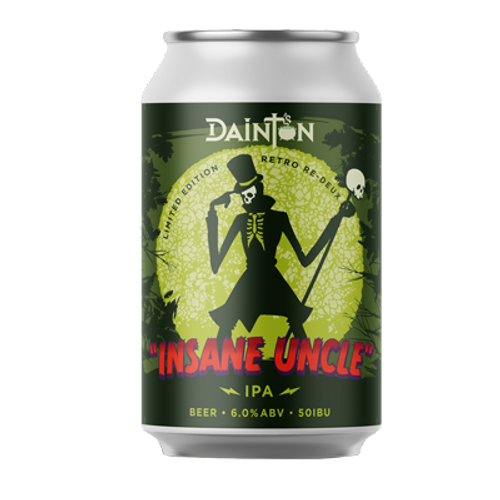Dainton Insane Uncle IPA 355ml Can