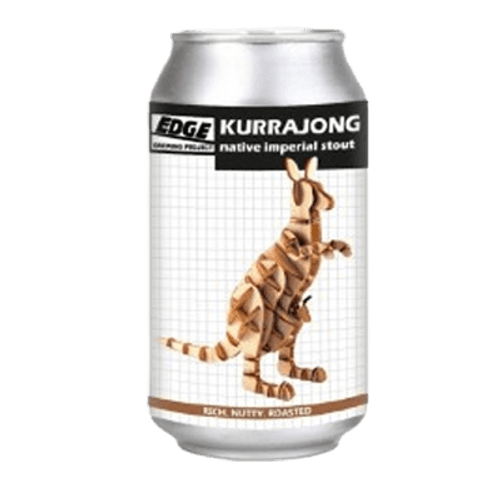 Edge Brewing Kurrajong Imperial Stout 355ml Can