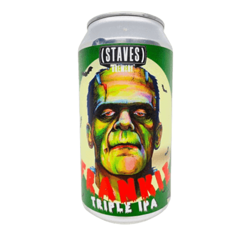 Staves Frankie Triple IPA 375ml Can