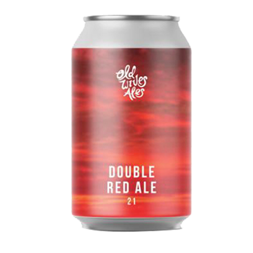 Old Wives Ales Double Red Ale 21 375ml Can