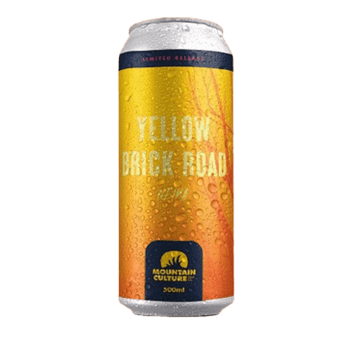 Mountain Culture Yellow Brick Road 500ml Can