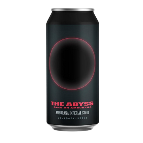 Brick Lane Trilogy of Fear The Abyss Amburana Imperial Stout 500ml Can