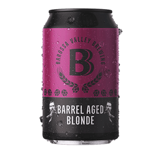 Barossa Valley Barrel Aged Blonde Ale 375 Can