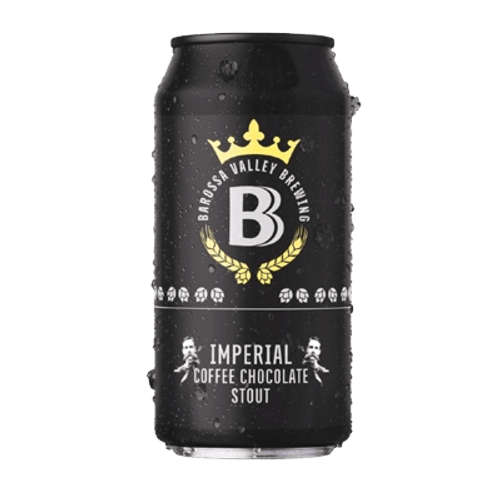 Barossa Valley Imperial Chocolate Coffee Stout 440ml Can
