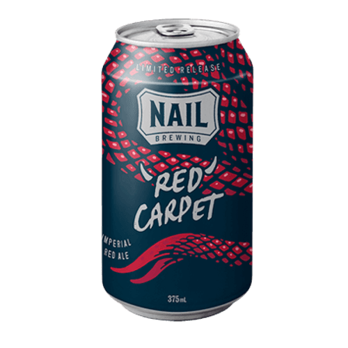 Nail Red Carpet Imperial Red Ale 2021 375ml Can