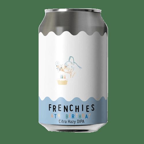 Frenchies Citra Hazy DIPA 330ml Can