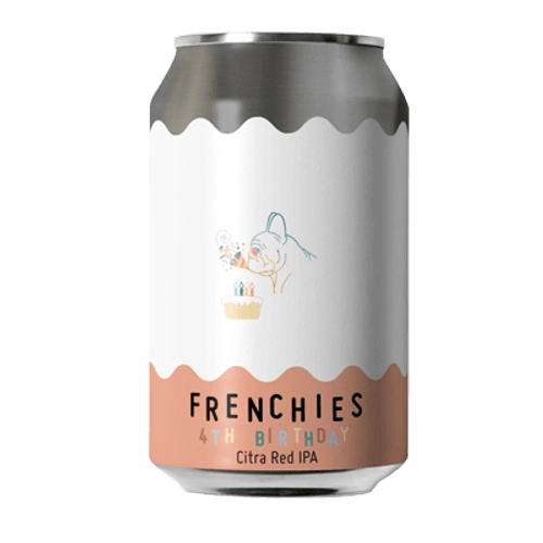 Frenchies Citra Red IPA 330ml Can