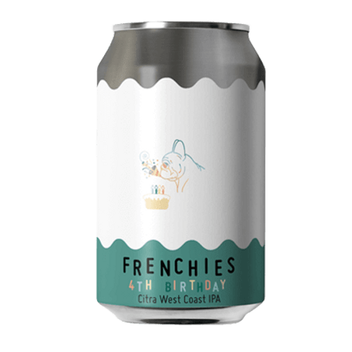 Frenchies Citra West Coast IPA 330ml Can