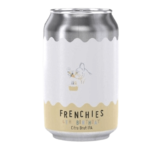 Frenchies Citra Brut IPA 330ml Can