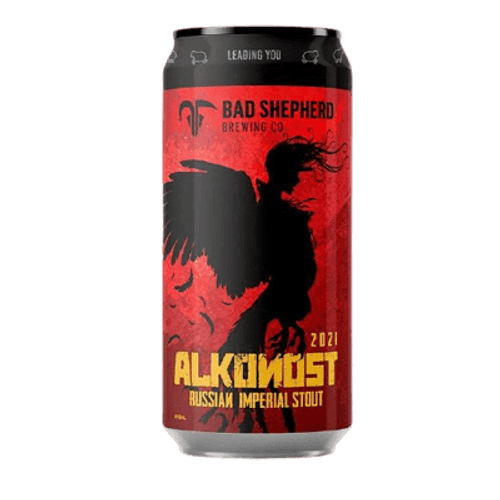 Bad Shepherd Russian Imperial Stout 440ml Can
