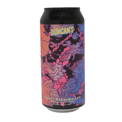 Duncan's Toasty Marshmallow Imperial Pastry Stout  440ml Can