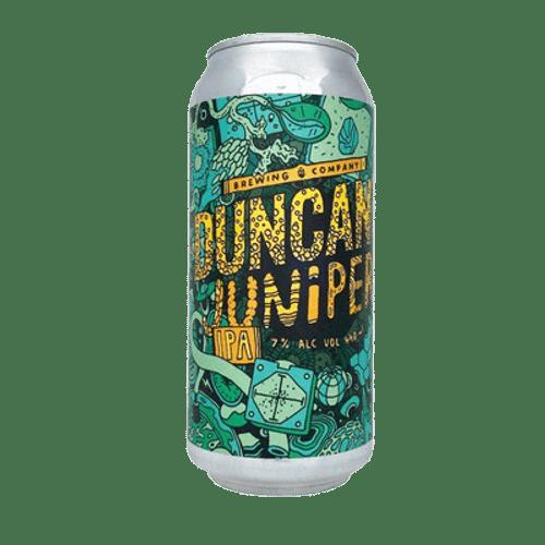 Duncan's Juniper IPA 440ml Can