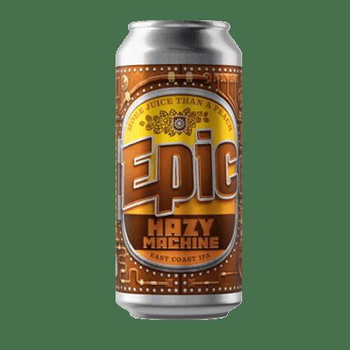 Epic Hazy Machine Hazy IPA  440ml Can