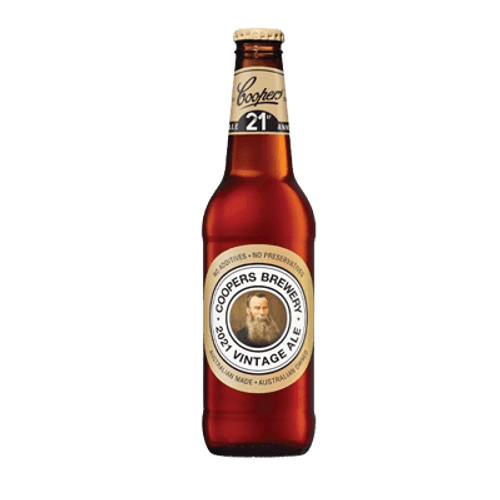 Coopers Extra Strong Vintage Ale 2021 355ml Bottle