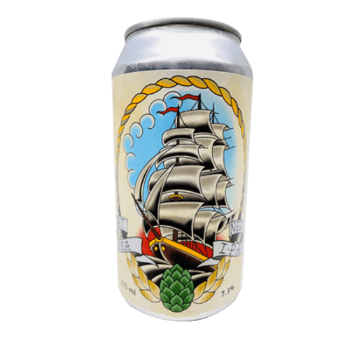 Staves New World IPA 375ml Can