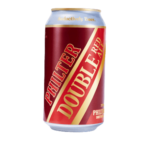 Philter Double Red Ale 375ml Can