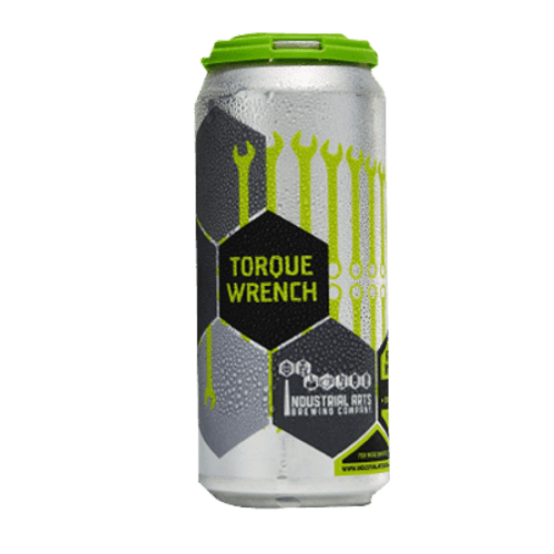Industrial Arts Torque Wrench Imperial IPA 473ml Can