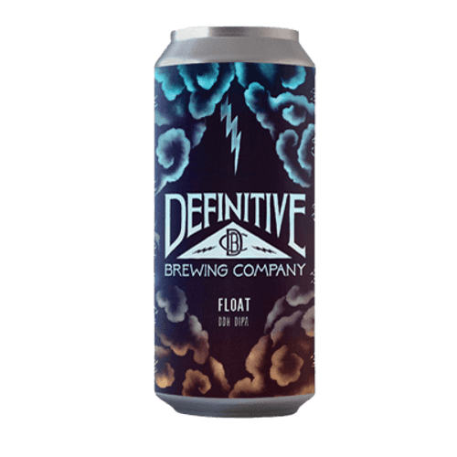 Definitive Brewing Float NEIPA 473ml Can