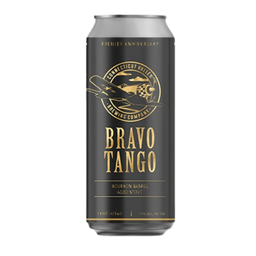 Connecticut Valley Bravo Tango Imperial Stout 473ml Can