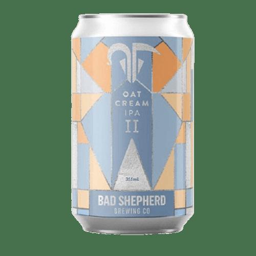 Bad Shepherd Oat Cream IPA II 355ml Can