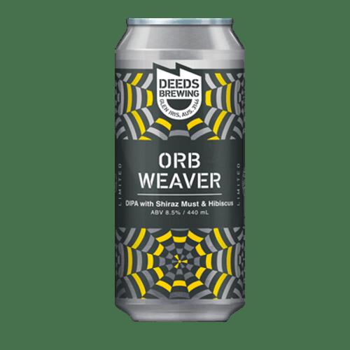 Deeds Orb Weaver DIPA 440ml Can