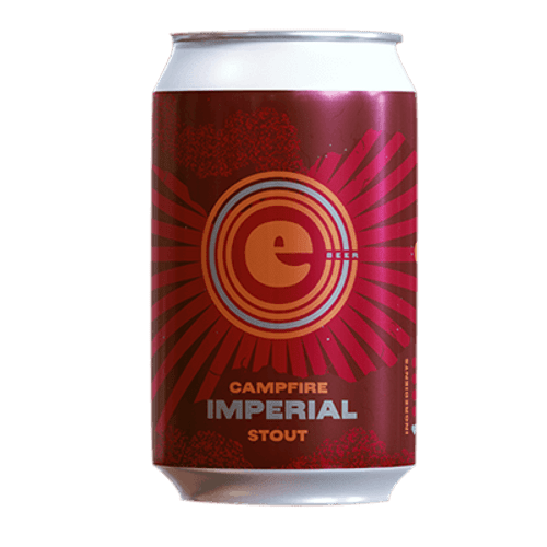 Exit #027 Campfire Smoked Imperial Stout 375ml Can